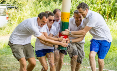Team building International Games